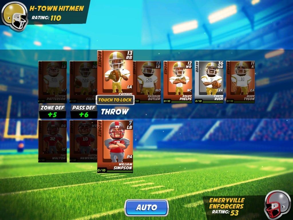 Boom Boom Football team