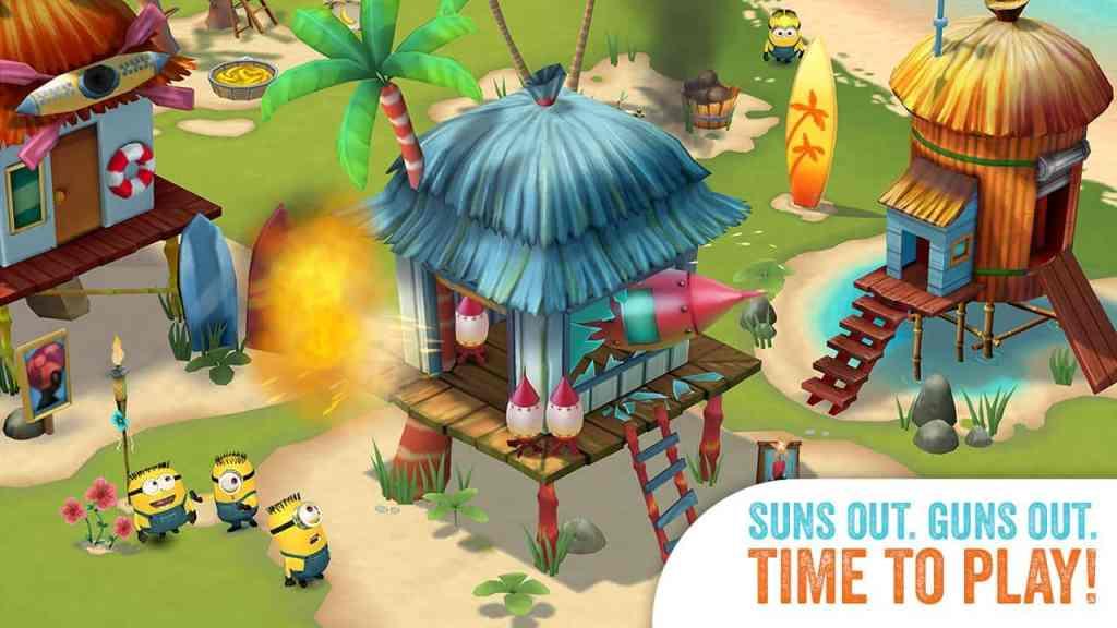 Minions Paradise play