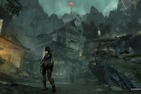 tomb raider pc xbox 360 ps3 screenshots 2