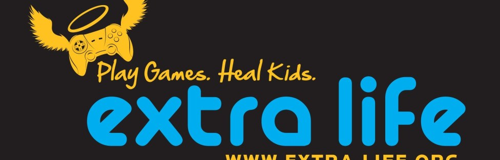 Team GameEnthus and Extra Life 2015