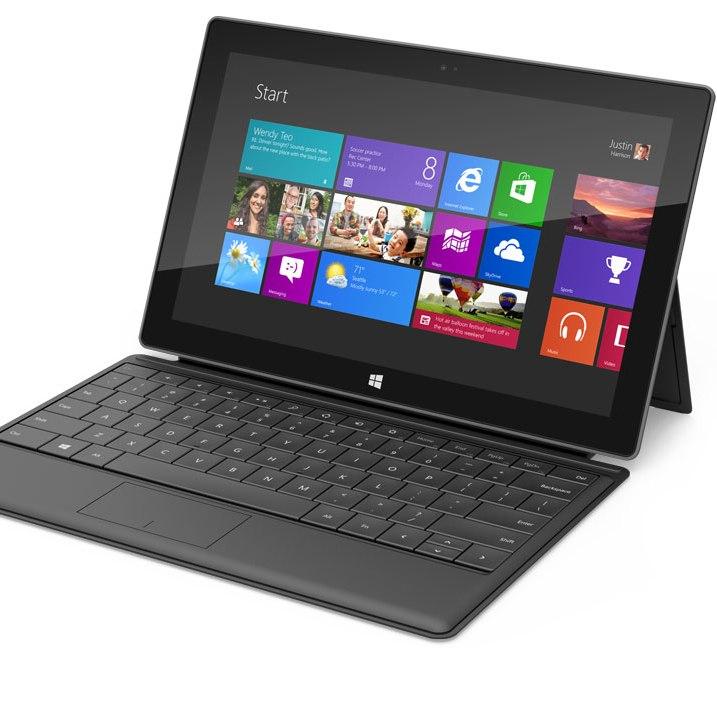 Surface Pro: zu spät