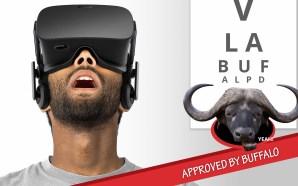 Oculus Rift è disponibile presso gli oculisti – La Bufala…