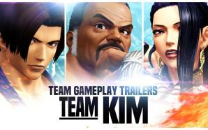 The King of fighters kimteam