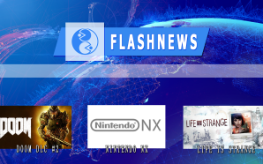 TG FLASHNEWS – DOOM, Nintendo NX e Life Is Strange