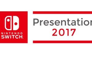 Nintendo Switch: Streaming della presentazione quando e dove?