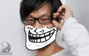 Le trollate di Kojima: dal logo a Death Stranding
