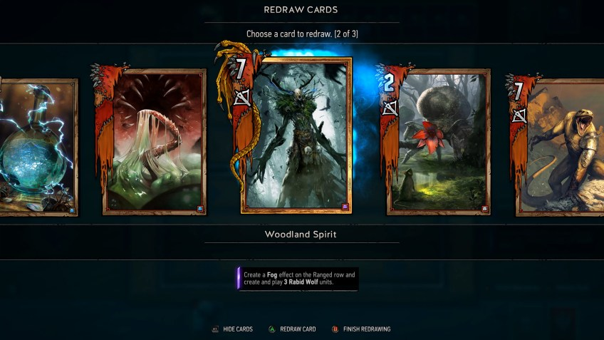 Gwent The Witcher Card Game Closed Beta 004 Gamempire