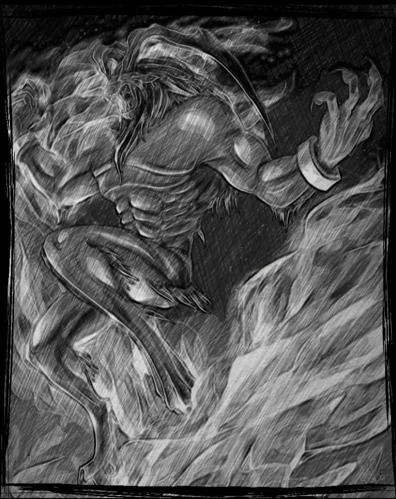 FINAL FANTASY VIII IFRIT