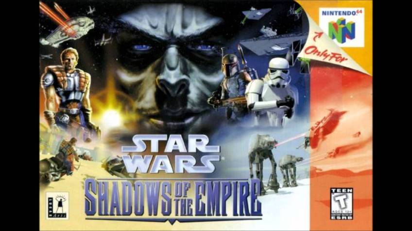 Star Wars Shadows of the Empire Gamempire