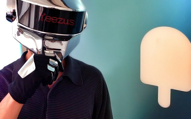 Daft Punk Thomas Helmet Complete Outfit by MazPowerProps