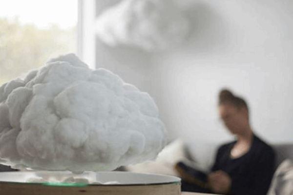 Levitating Thunder Cloud