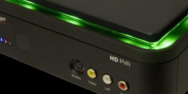 HD-PVR