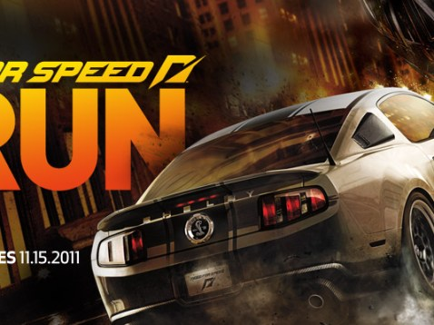 NFS The Run logo