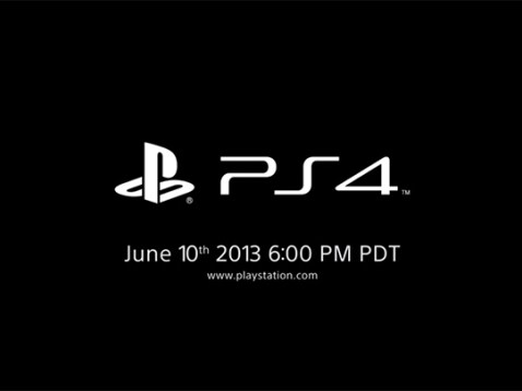 PS4 logo anouncement