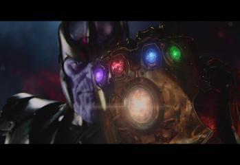 Thanos Guardianes de la Galaxia Vol.2