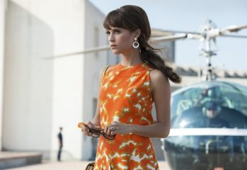 ALICIA VIKANDER in film The Man From U.N.C.L.E : movie directed by Guy Ritchie starring Henry Cavill, Armie Hammer, Hugh Grant; Spy; Espionnage; Action; film; cinema; movie; american; Agents très spéciaux - Code U.N.C.L.E; 2015 NOTE: this is a PR photo. SUNSETBOX does not claim any Copyright or License in the attached material. Fees charged by SUNSETBOX are for SUNSETBOX's services only, and do not, nor are they intended to, convey to the user any ownership of Copyright or License in the material. By publishing this material, the user expressly agrees to indemnify and to hold SUNSETBOX harmless from any claims, demands, or causes of action arising out of or connected in any way with user's publication of the material