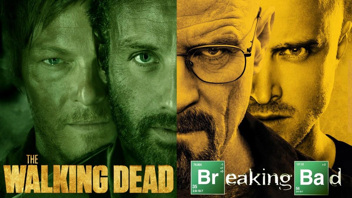 ¿Y si The Walking Dead es la secuela de Breaking Bad?