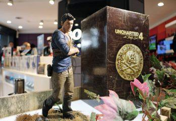 Uncharted Lanzamiento Bogota