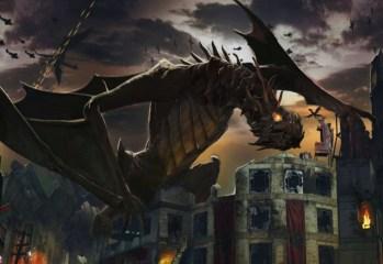dragon COD