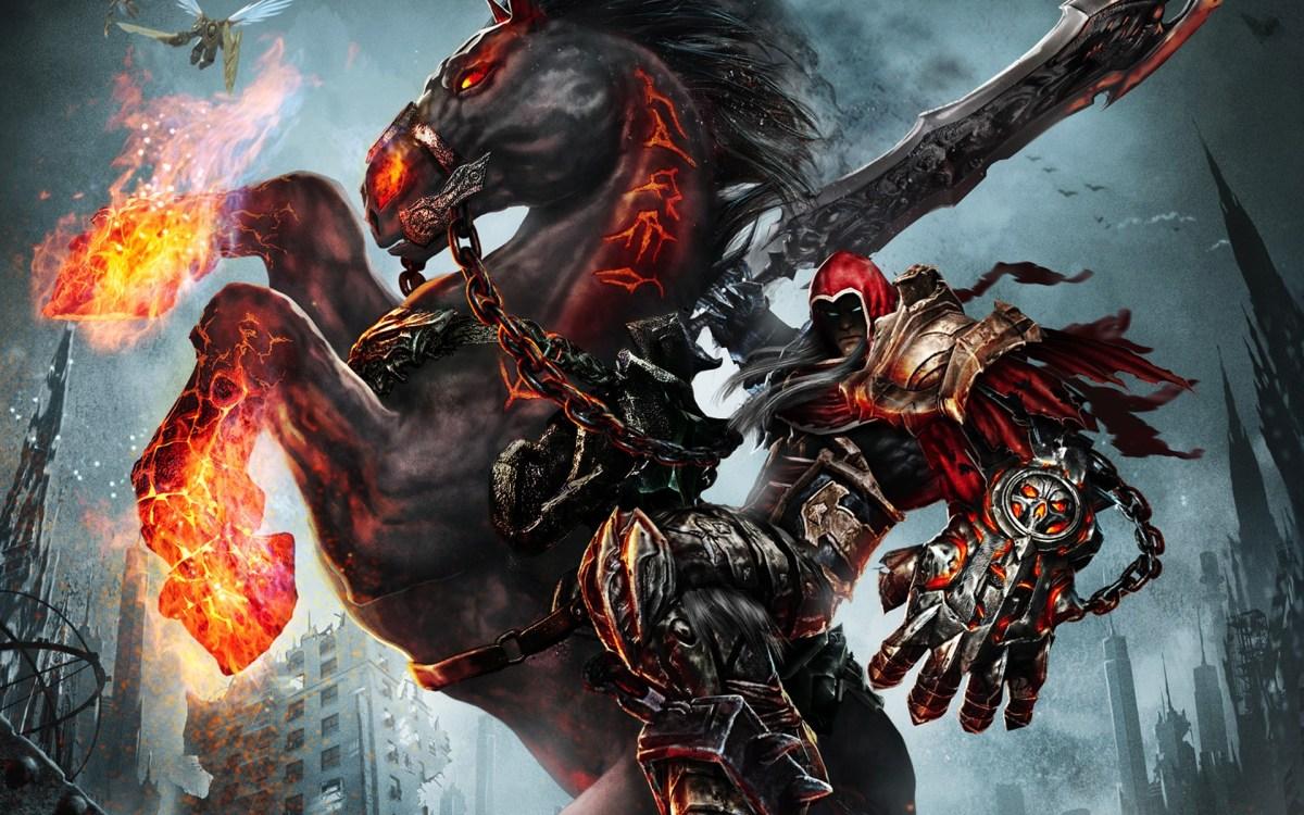 Darksiders podría llegar a  PlayStation 4, Xbox One y ...¿Wii U?