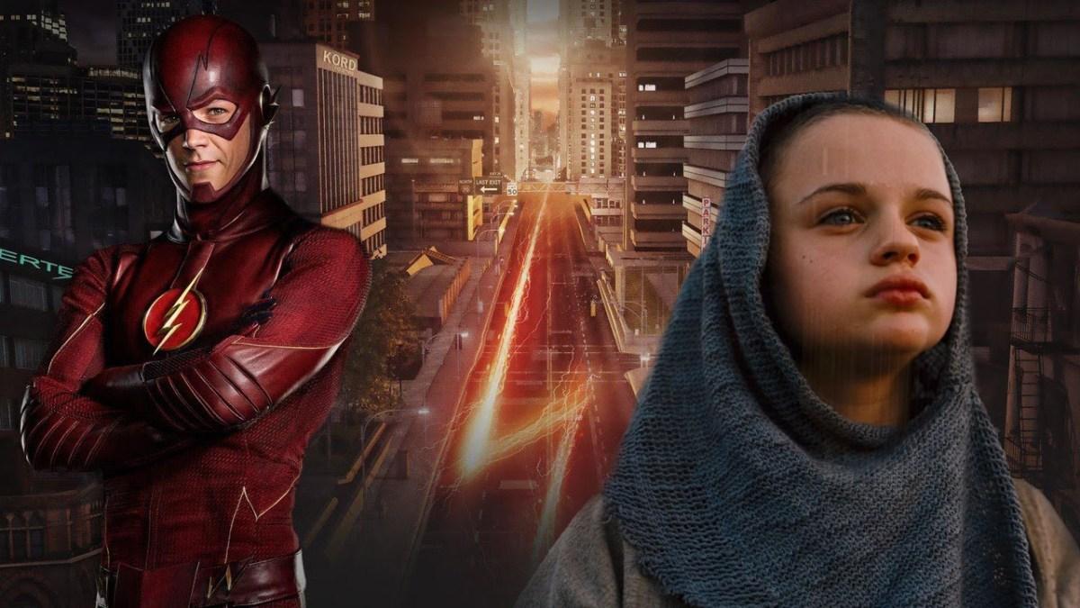 Conoce a la nueva villana de Flash
