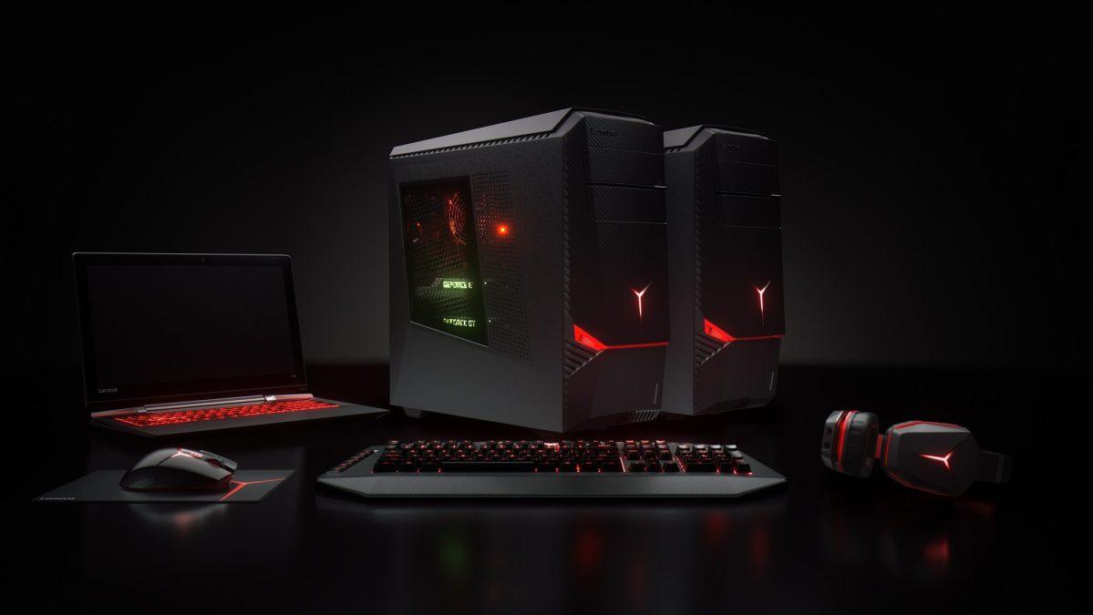 Estos son los nuevos computadores gamers de Lenovo en Colombia