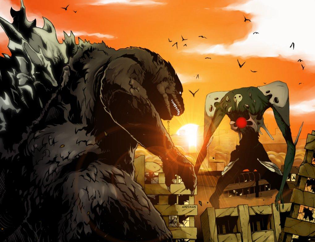 Hideaki Anno: No más Godzilla, de vuelta a Evangelion