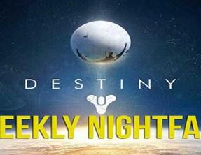 Destiny Weekly Nightfall Reset 6-28-16, Challenge of the Elders Reset