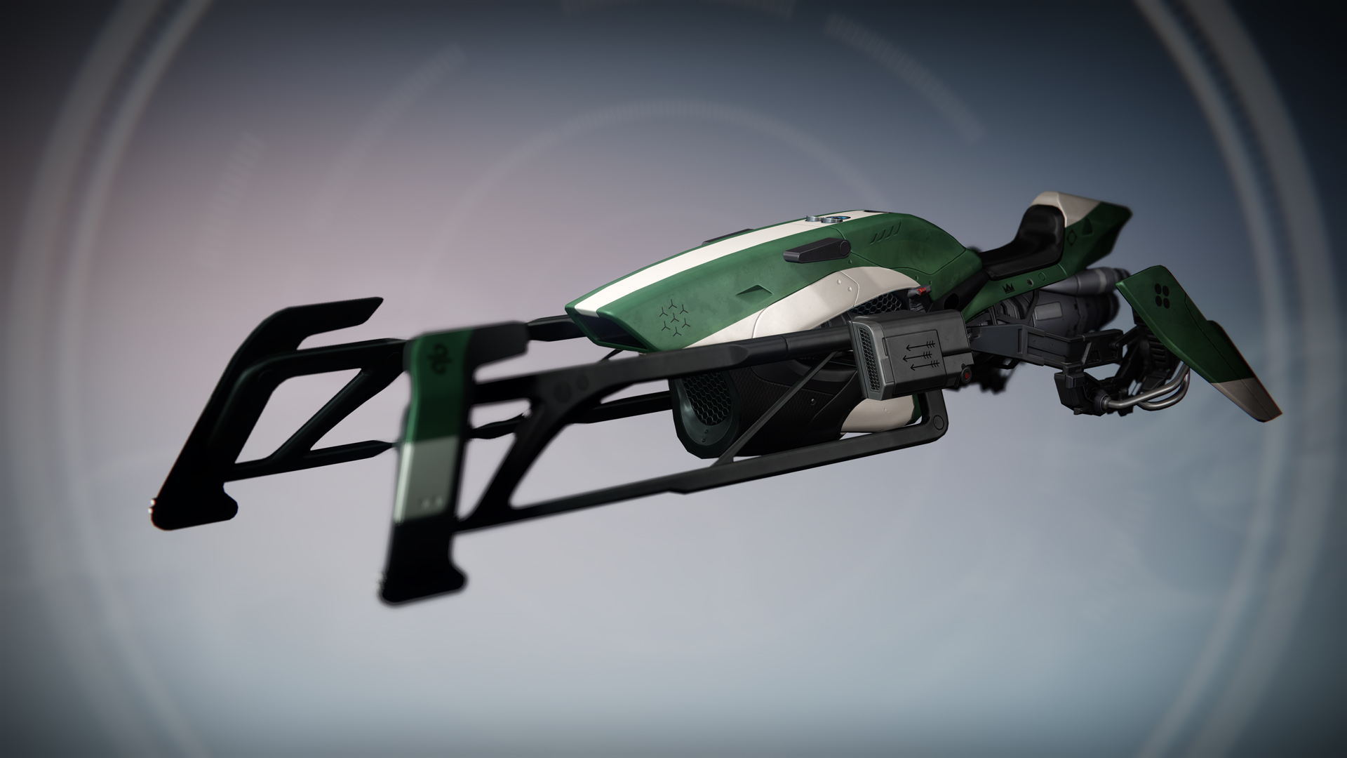 destiny vehicle how to use