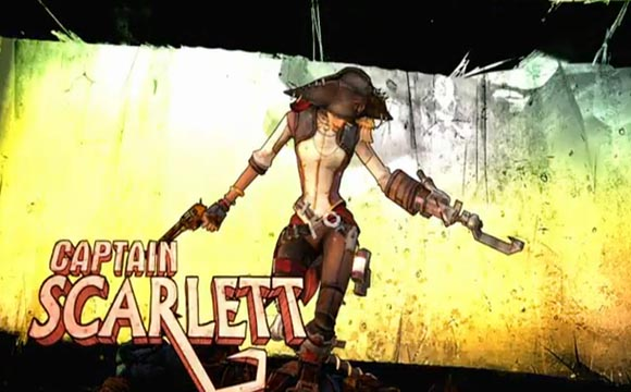 Borderlands 2 Captain Scarlett and Her Pirates Booty Walkthrough
