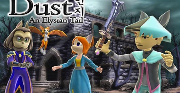 Dust An Elysian Tail