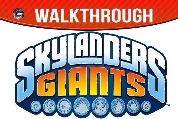 Skylanders Giants walkthrough