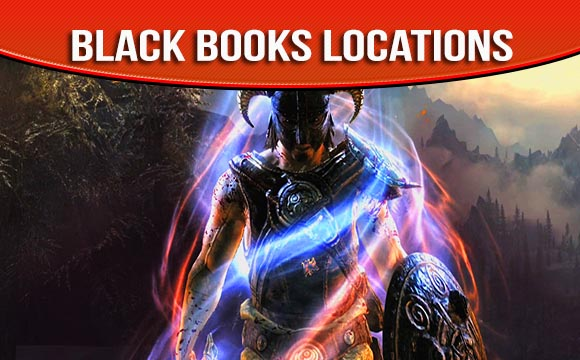 skyrim dragonborn black books