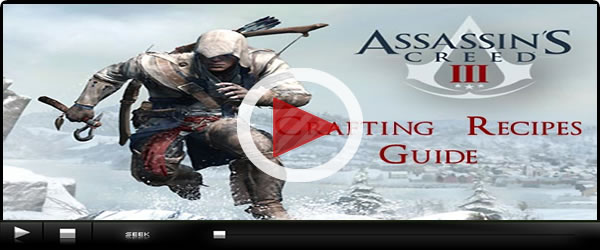assassins creed 3 crafting