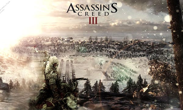 assassin creed 3 Assasin