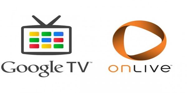 Google TV Second Gen Features Onlive Access