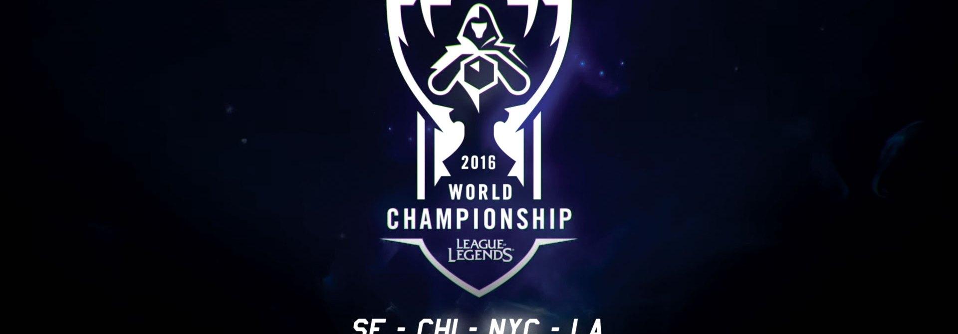 League of Legends 2016 World Championship