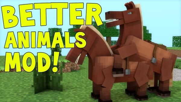 Better Breeds Mod para Minecraft 1.7.10-gamersrd