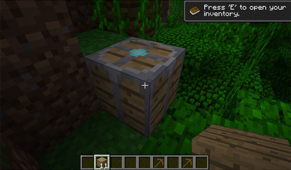 Deconstruction Table Mod para Minecraft 1.7.10 y 1.7.2-GAMERSRD