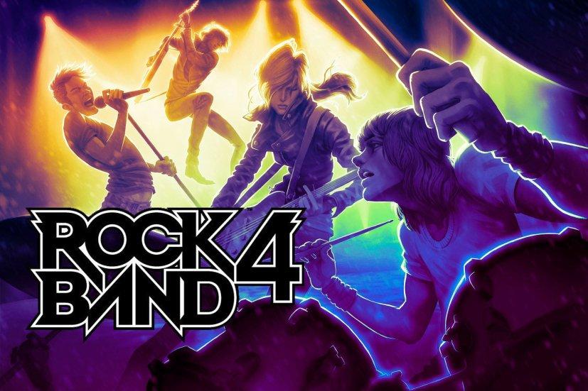 Disturbed -ROCK- BAND 4-gamersRD