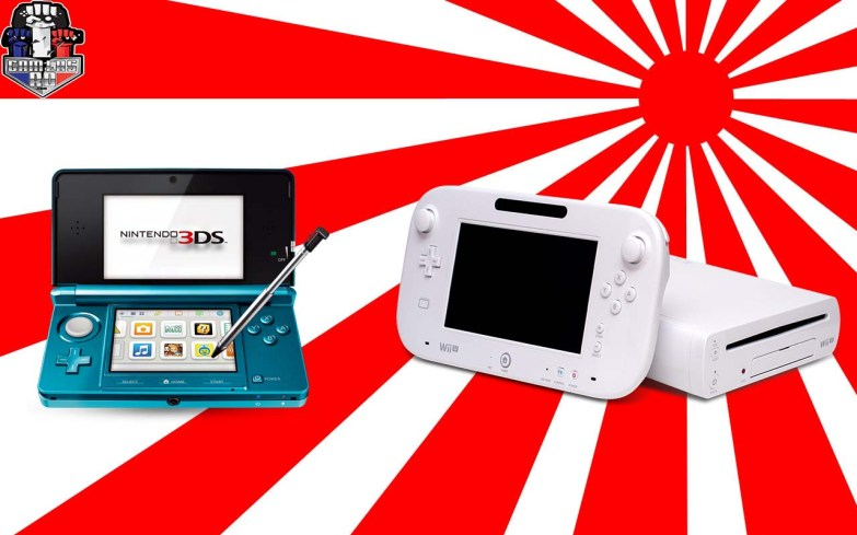 Nintendo 3ds - Nintendo Wii U liderean ventas en Japon
