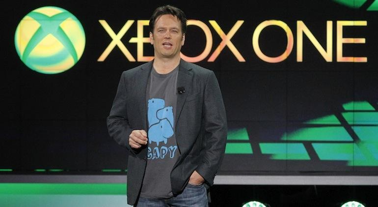 Phil Spencer -Xbox One-GAMERSRD