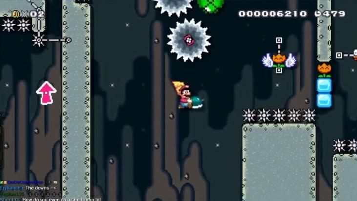Super Mario Maker- The Cape Escape- GAMERSRD