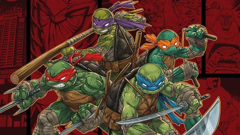 Teenage Mutant Ninja Turtles Mutants in Manhattan-GAMERSRD
