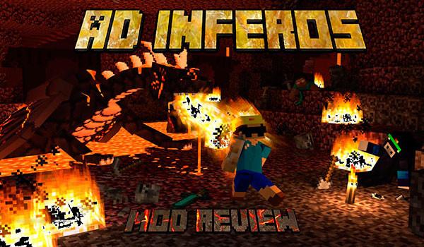 Ad Inferos Mod para Minecraft 1.8-GAMERSRD