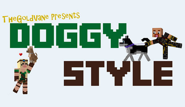 DoggyStyle Mod para Minecraft 1.8-1-GAMERSRD