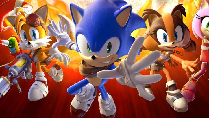 Sonic Boom Fire & Ice GAMERSRD