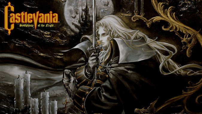 Castlevania Symphony of the Night-XBOX ONE-GAMERSRD