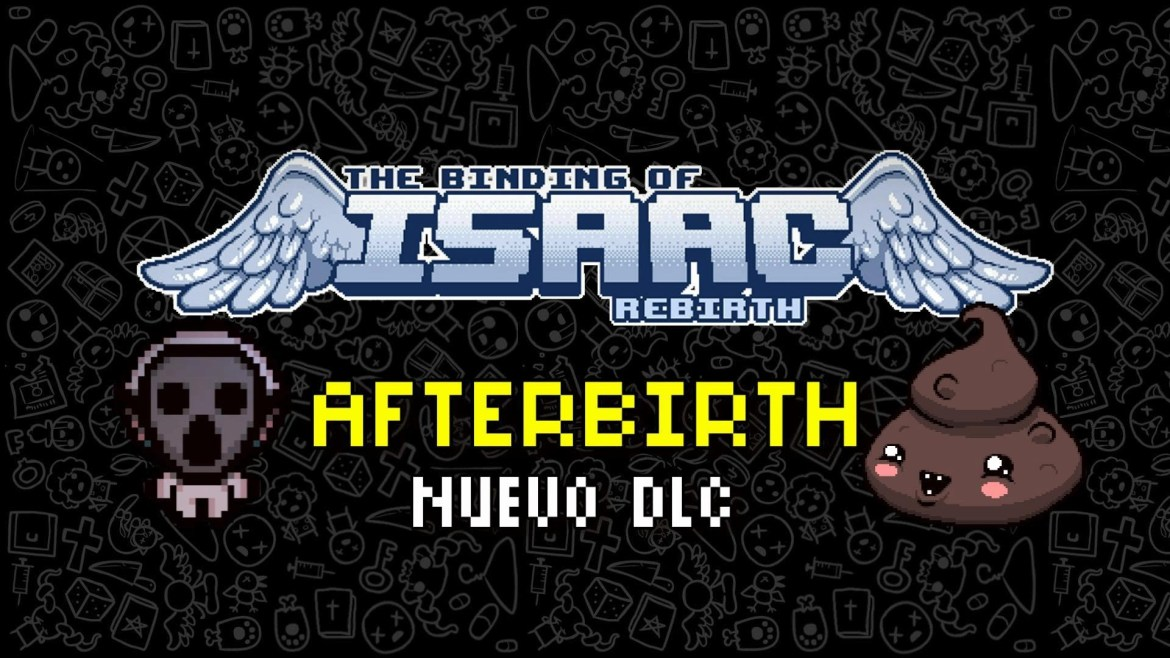 Afterbirth de The Binding of Isaac-GAMERSRD