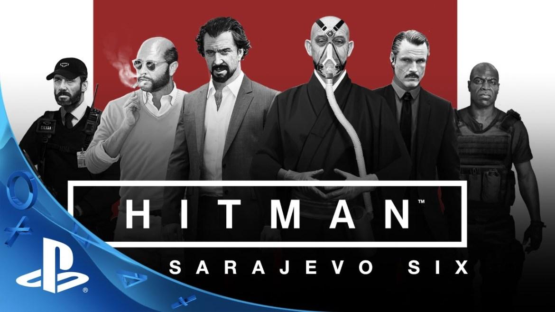 HITMAN - The Sarajevo Six - The Enforcer   PS4